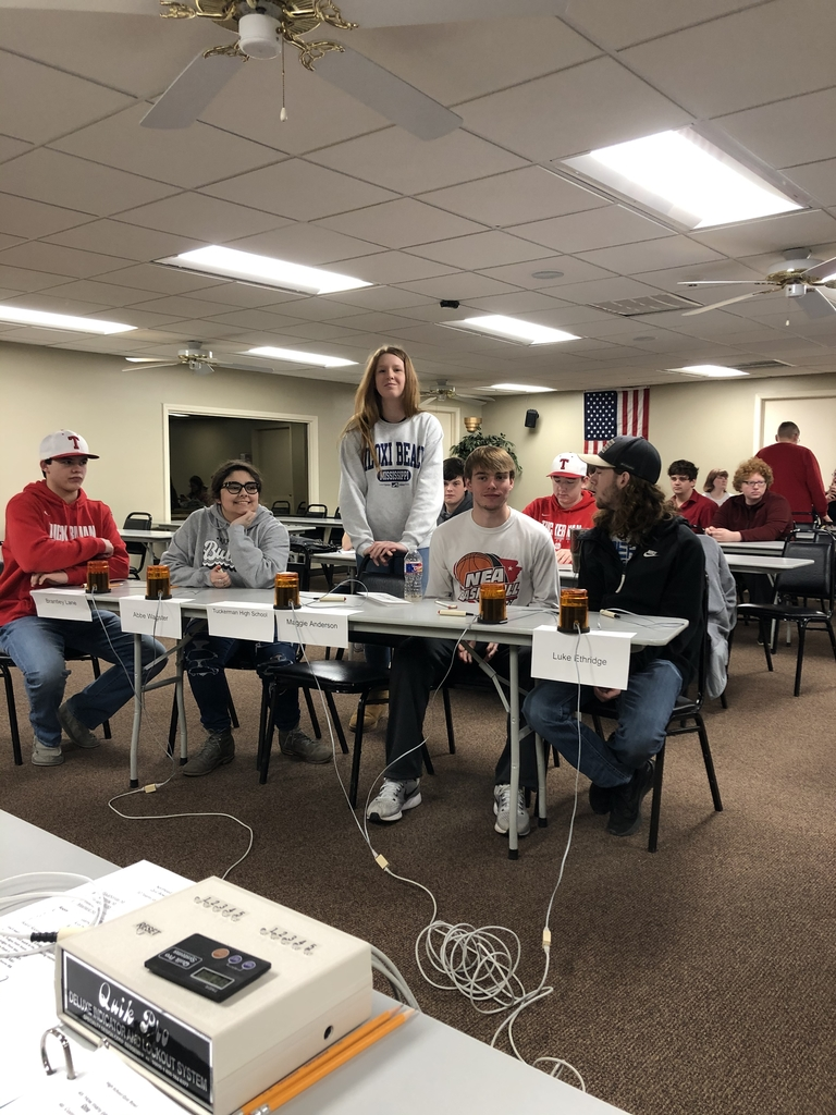 Sr high Quiz Bowl