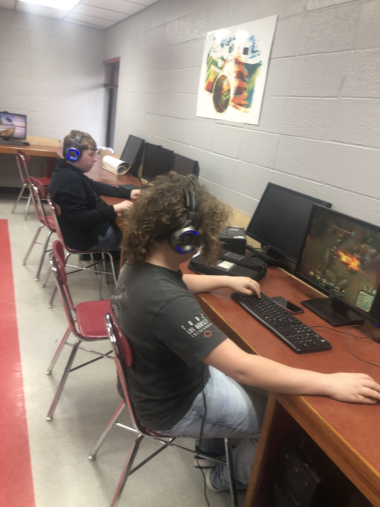 Kyler and Nate Esports action!