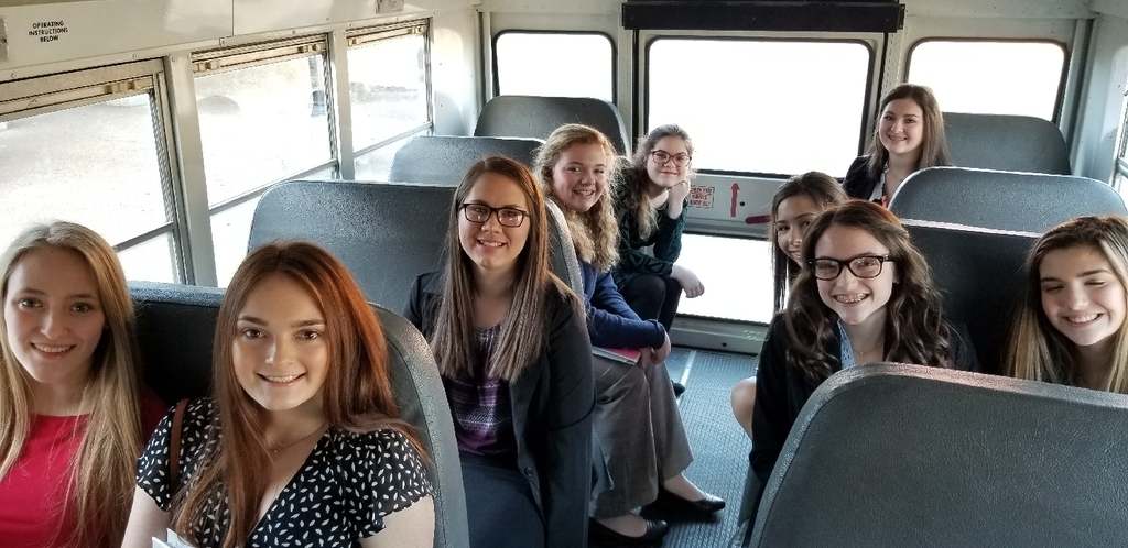Headed to mock Trial