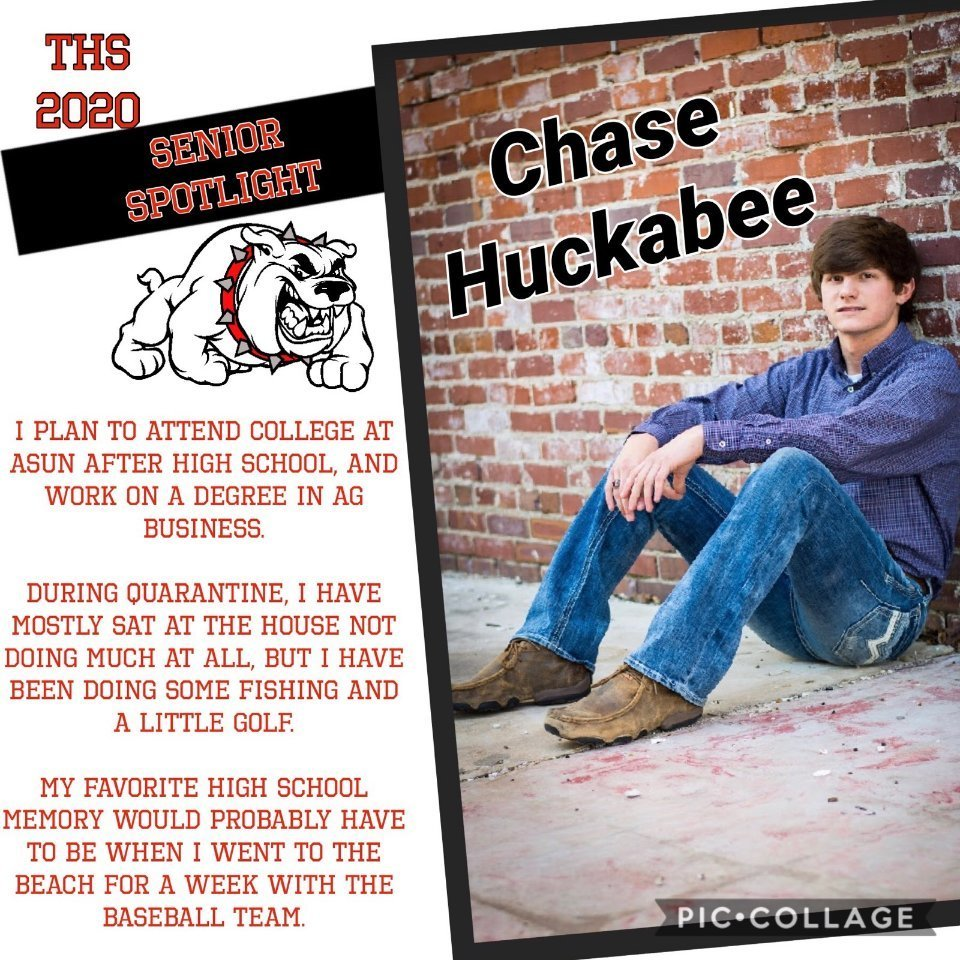 Chase Huckabee