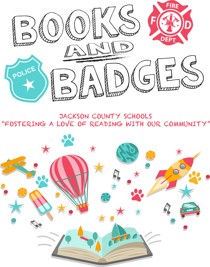 Books & Badges